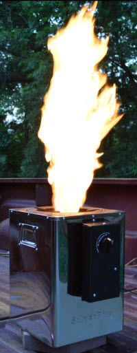 Famous rocket stove only 115 now 140 in jan 2014 for Rocket fire heater